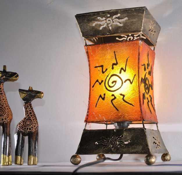 Tischlampe XENIA Wohnansicht