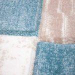 Designer Teppich modern Details