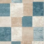 Designer Teppich modern Muster