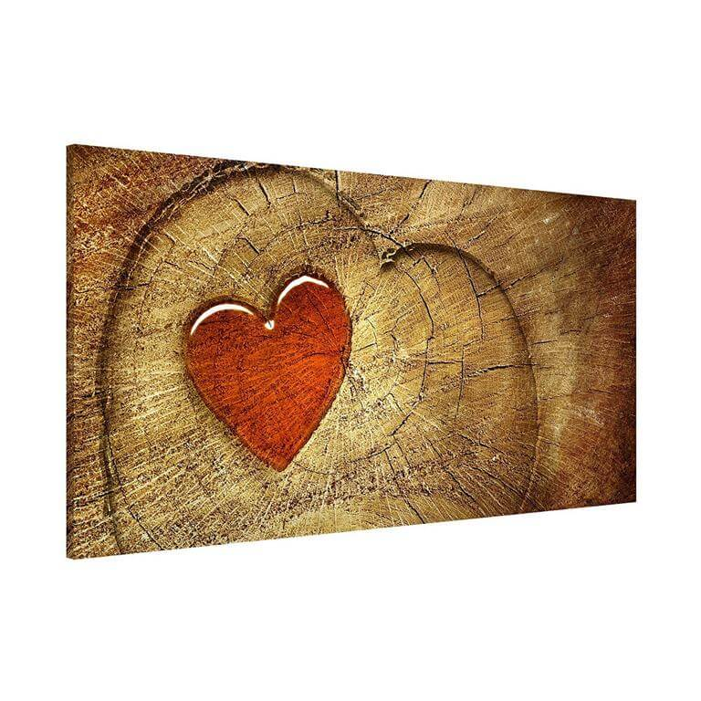 Magnettafel Natural Love