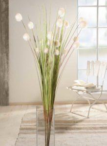 Blütenkugel Set - Deko Gräser
