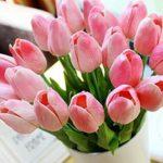 Blumenstrauß Tulpen Kunstblumen