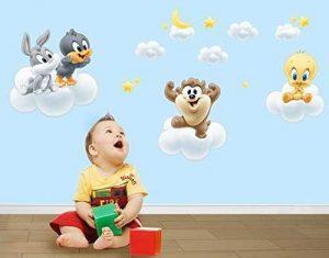 Wandtatto Baby Looney Tunes