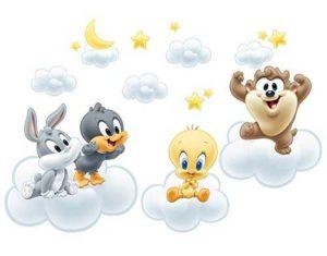 Wandtatto Baby Looney Tunes Motiv