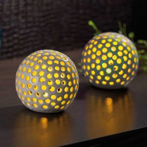 Lunartec kabellose LED Dekoleuchten