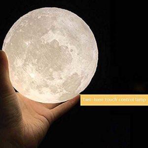 Mondlampe Details