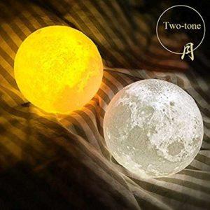 Mondlampe Vergleich