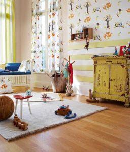 Esprit Kindertapete Forest Kinderzimmer